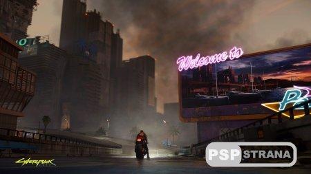 Герой Cyberpunk 2077 не сможет управлять летающими автомобилями, но не утонет в воде