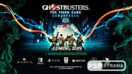 Грядет переиздание Ghostbusters: The Video Game