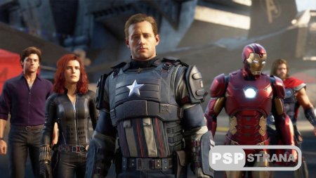 Разработчики оставят внешность героев Marvel's Avengers