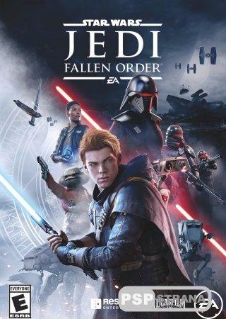 Опубликовали изображение обложки Star Wars Jedi: Fallen Order