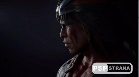 Выложили первый кадр с Найтвульфом для Mortal Kombat 11