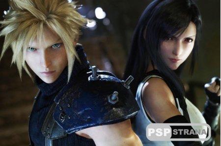 Ремейк Final Fantasy VII создается только для PlayStation 4