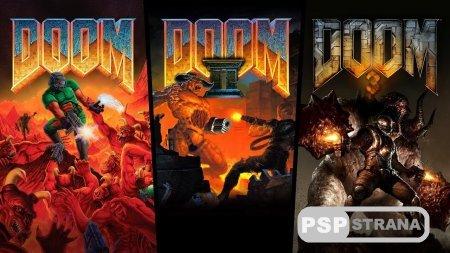 Классические DOOM доступны на PlayStation 4