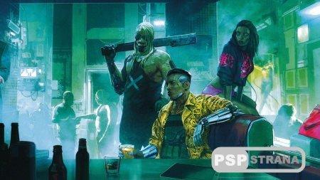Геймеров ожидает три игры по Cyberpunk 2077