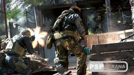 В новой Call Of Duty будет отличная стрельба