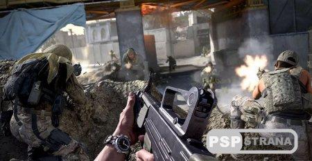 Рассказаны и показаны новые особенности Call of Duty Modern Warfare