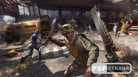 В конце августа покажут геймплей Dying Light 2