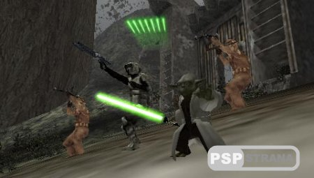 Star Wars: Battlefront 2  [FULL][ISO][RUS][2005]