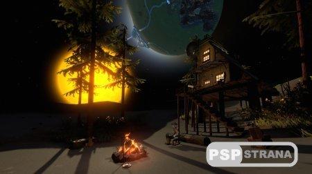 Разработчики Outer Wilds не исключают релиза на PlayStation 4