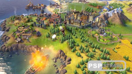Sid Meier's Civilization VI станет доступна на PlayStation 4