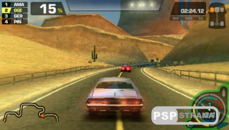 Need for Speed: ProStreet [FULL][ISO][RUS][2008]