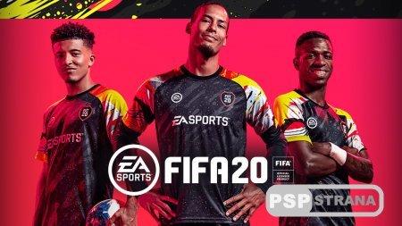 FIFA 20 пользуется большим спросом в Англии