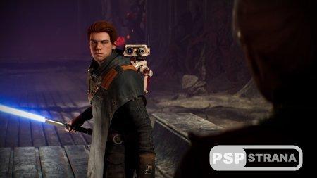 Создатели Jedi: Fallen Order подробно показывают особенности игры
