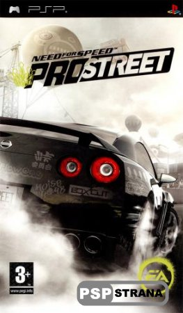Need for Speed: ProStreet [FULL][ISO][RUS][2008]