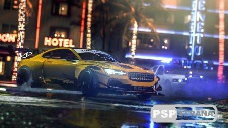 Need For Speed Heat оказалась самой популярной NFS этого консольного поколения