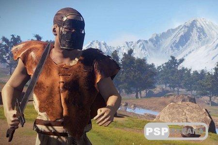 В следующем году состоится релиз Rust на PlayStation 4