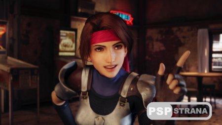 Второй эпизод Final Fantasy VII Remake уже разрабатывается