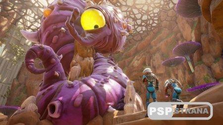 В Journey to the Savage Planet доступно кооперативное прохождение