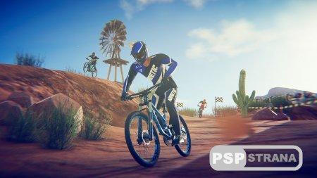 Велосипедный экстрим скоро появится на PlayStation 4