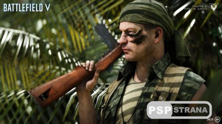 Для Battlefield V готовится новое дополнение