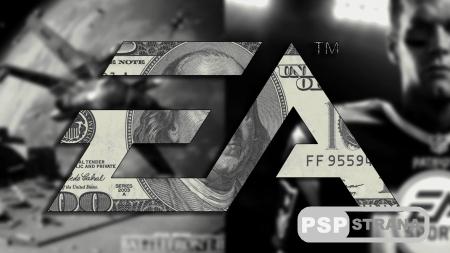 Electronic Arts похвасталась своими финансовыми успехами