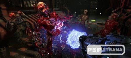 Появились первые отзывы игроков о сиквеле DOOM в Steam