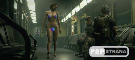 Моддеры уже раздели Джилл в демоверсии Resident Evil 3