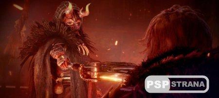 Разработчики Nioh 2 продемонстрировали редактор персонажей и игровые бои