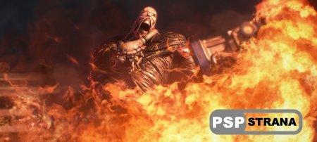 Capcom объяснили, почему Немезис в Resident Evil 3 изменился