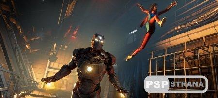 Разработчики показали больше геймплея за Тора Marvel's Avengers и раскрыли главного злодея