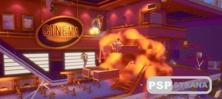Worms Rumble обещает быть безумным в своем первом трейлере