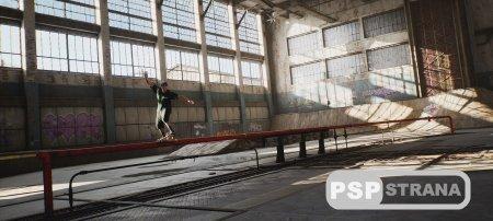 Ремейк Tony Hawk's Pro Skater сравнили с оригиналом