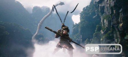 Первое геймплейное видео Black Myth: Wu Kong