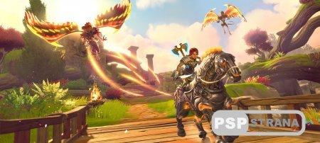 Баг при разработке Assassin's Creed Odyssey дал идею для создания Immortals Fenix Rising
