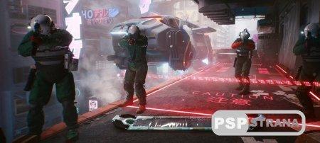 Cyberpunk 2077 получил новое геймплейное видео с проработанной сценой