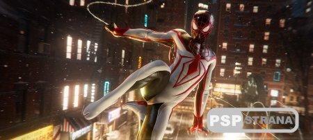 Новый геймплей Spider-Man: Miles Morales показывает пробуждение способностей героя