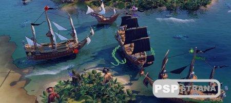 Появились свежие новости о будущем пиратском дополнении Civilization VI