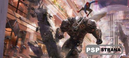 Моралес, Носорог и Джеймсон в образе Санты: новый официальный ролик по Spider Man: Miles Morales