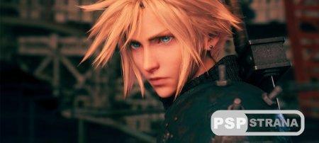 Вновь показаны различия новой версии FF7 для PS5 и более ранней для PS4