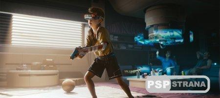 Игроков Cyberpunk 2077 привела в ужас жизнь детей в Найт-Сити
