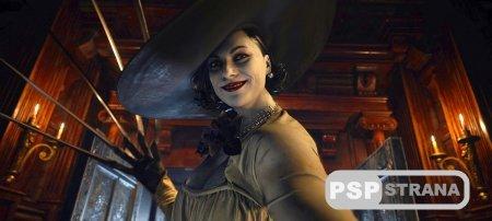 Игрока в Resident Evil Village будет преследовать леди Димитреску