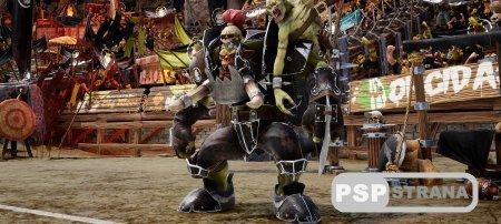 В новом видео по Blood Bowl 3 показана команда Black Orcs