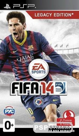 FIFA 14 [FULL][ISO][RUS/EA RUSSIA][2013]