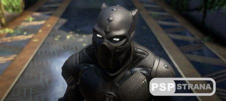 Новый контент в Marvel's Avengers: War for Wakanda займет около 8 часов игрового времени